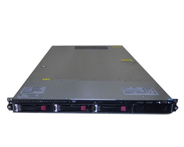 HP ProLiant DL320 G6 593493-291 中古 Xeon E5503 2.0GHz 4GB 73GB×2(SAS 3.5インチ) DVD-ROM AC×2 Smartアレイ P410