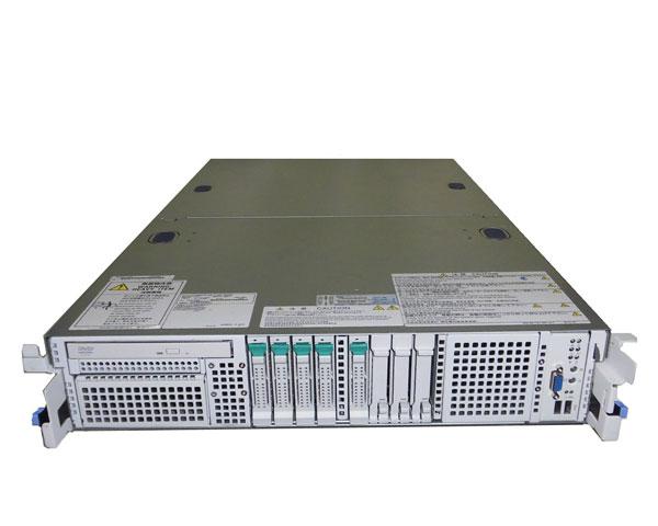 NEC Express5800/R120b-2 (N8100-1713) 中古 Xeon X5690 3.46GHz 8GB 146GB×3(SAS 2.5インチ) DVD-ROM