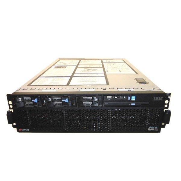 IBM eServer xSeries 366 8863-PAN 【中古】 Xeon MP 3.66GHz×4基/4GB/146GB×2