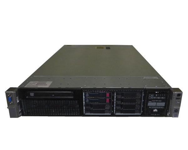 HP ProLiant DL380p Gen8 642121-291 中古 Xeon E5-2609 2.4GHz×2 8GB 300GB×2 (SAS 2.5インチ) DVD-ROM AC*2 Smartアレイ P420i