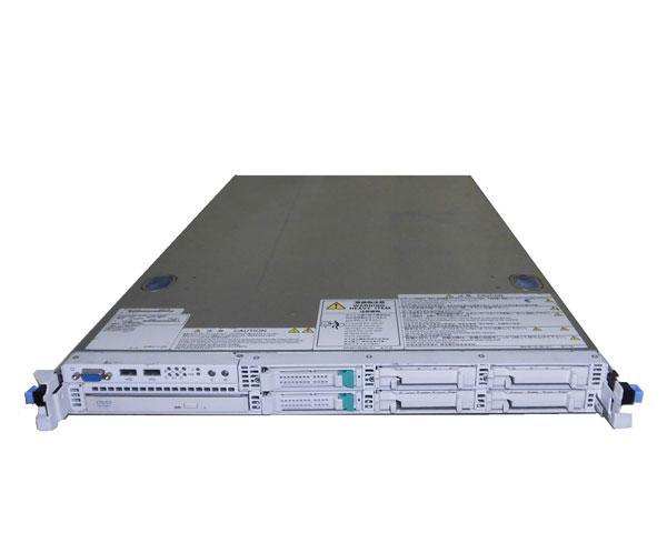 NEC Express5800/R120b-1(N8100-1718) 中古 Xeon E5620 2.4GHz×2 4GB 146GB×1 (2.5インチ SAS) DVD-ROM AC*2