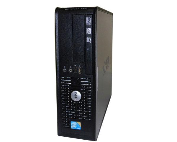 OSなし DELL OPTIPLEX 780 SFF Core2Duo E7500 2.93GHz 4GB HDDなし DVDマルチ 中古パソコン デスクトップ 本体のみ