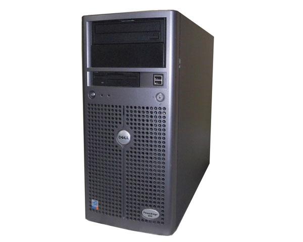 外観難あり DELL PowerEdge 800 中古サーバー Pentium 4-2.8GHz 1GB HDDなし CD-ROM