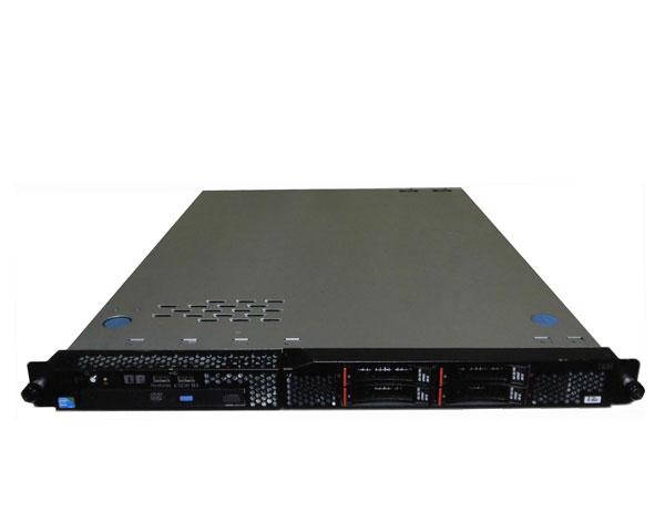 IBM 人気 おすすめ !超美品再入荷品質至上! System X3250 M4 2583-PBA 中古 Xeon E3-1220 V2 2.5インチ 8GB 2 146GB×1 3.1GHz DVD-ROM SAS AC