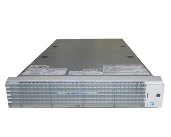中古 NEC Express5800/R120a-2 (N8100-1508) Xeon E5520 2.26GHz 4GB 146GB×1 (SAS 3.5インチ)DVD-ROM AC*2