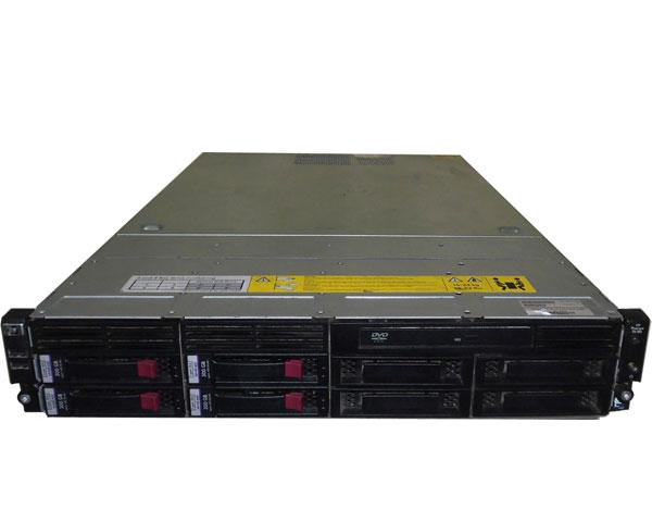 HP ProLiant DL180 AJ375A 中古 Xeon E5335 2.0GHz 4GB 300GB×1 (SAS 3.5インチ) DVD-ROM Smartアレイ E200 AC*2