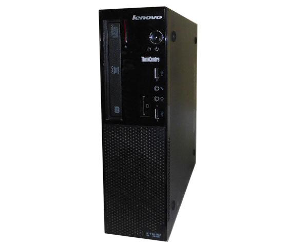 Windows10 Pro 64bit Lenovo ThinkCentre E73 Small 送料無料激安祭 10AU-005XJP 第4世代 有名な Core i5-4570S 2.9GHz 500GB ビジネスPC デスクトップ 良品 中古PC 本体のみ 4GB 中古パソコン DVDマルチ