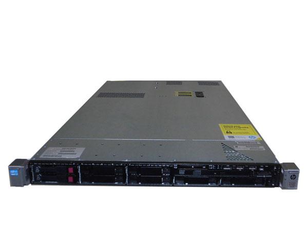 中古 HP ProLiant DL360p Gen8 654081-B21 Xeon E5-2680 V2 2.8GHz×2 16GB 146GB×1 (SAS 2.5インチ) DVD-ROM Smartアレイ P420i AC*2