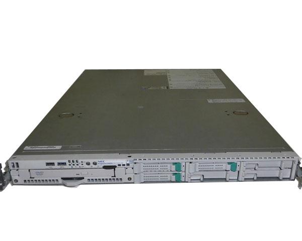 中古 NEC Express5800/R110f-1E (N8100-1997Y) Pentium-G3220 3.0GHz 4GB 146GB×1 (SAS 2.5インチ) DVD-ROM