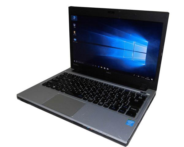 難あり Windows10 Pro 64bit NEC VersaPro VK26MC-H メーカー在庫限り品 PC-VK26MCZEH Core i5-4300M 高解像度 DVDマルチ 中古ノートパソコン 1600×900 4GB HD+ おすすめ 13.3インチ 320GB 2.6GHz