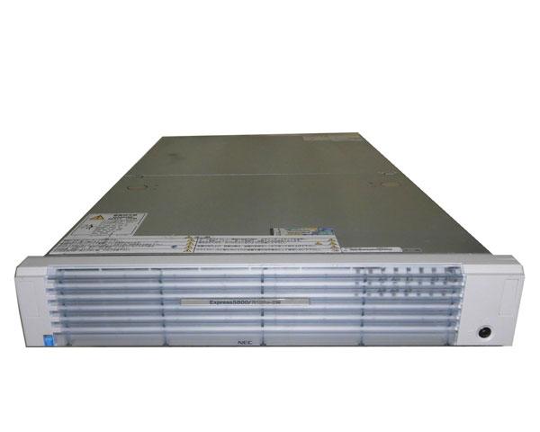中古 NEC Express5800/R120e-2E (N8100-2114Y) Xeon E5-2430 V2 2.5GHz 32GB 300GB×3(SAS 2.5インチ) DVD-ROM AC*2