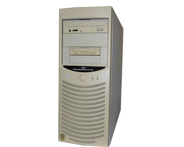 中古 NEC Express5800/110Ga (N8100-886) Celeron-2.0GHz 384MB HDDなし CD-ROM