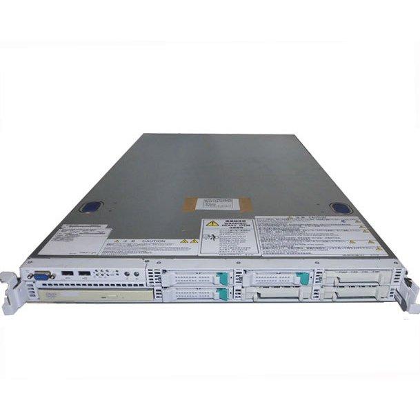 中古 NEC Express5800 R120b-1 N8100-1718 市販 Xeon E5620 2.4GHz AC 2.5インチ DVD-ROM 4GB SAS 146GB×2 2 ご注文で当日配送