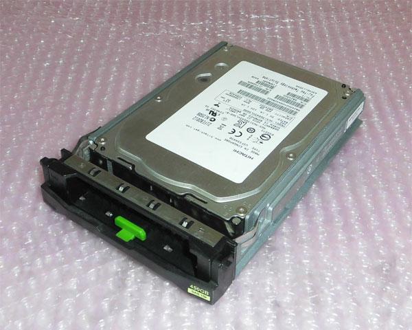 即納最大半額 スーパーセール期間限定 富士通 A3C40113548 HUS156045VLS600 SAS 15K 450GB 3.5インチ 中古ハードディスク