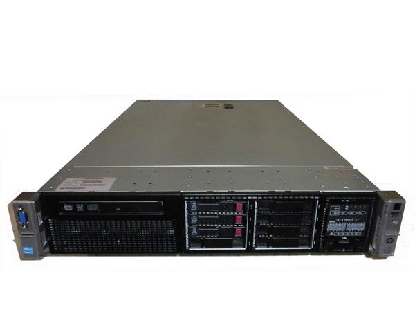 中古 HP ProLiant DL380p Gen8 662257-291 Xeon 有名な E5-2690 驚きの値段 2.5インチ 32GB SAS 2 2.9GHz×2 AC 300GB×3 DVDマルチ