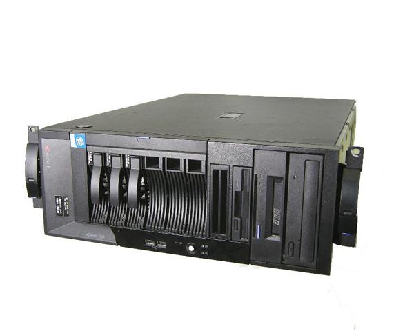 IBM eServer xSeries 226 8648-6BJ 【中古】Xeon-3.4GHz×2/2G/HDDレス(別売り)
