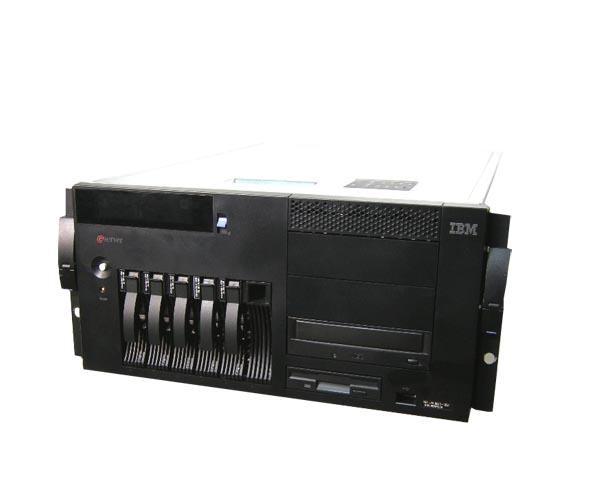IBM eServer xSeries 236 8671-7AJ 【中古】Xeon 2.8GHz/1G/HDDレス(別売り)