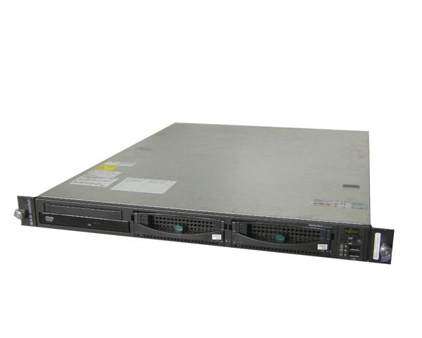 富士通 PRIMERGY RX100 S5 PGR1051GS2【中古】Xeon E3120 3.16GHz/2GB/73GB×2