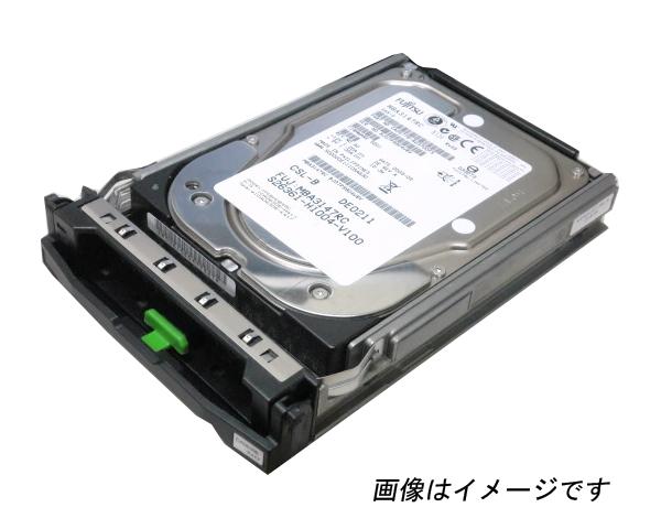 富士通 PGBHUB55C(CA06306-J419) SAS 450GB 15K 3.5インチ【中古】
