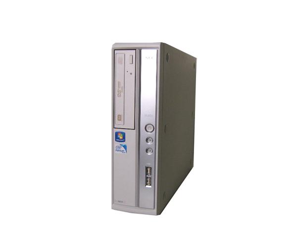 中古パソコン デスクトップ Windows7 NEC Mate MK27RB-D Pentium G630 2.7GHz メモリ2GB HDD250GB DVDマルチ