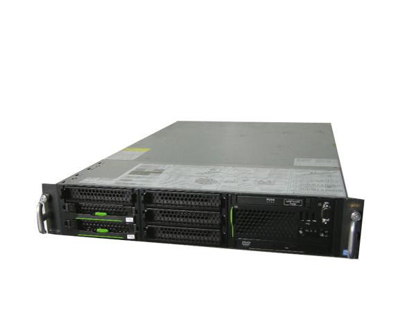 中古 富士通 PRIMERGY RX300 S5 PGR305243 (3.5インチSASモデル) Xeon E5502 1.86GHz 4GB 146GB×1 (SAS) DVD-ROM