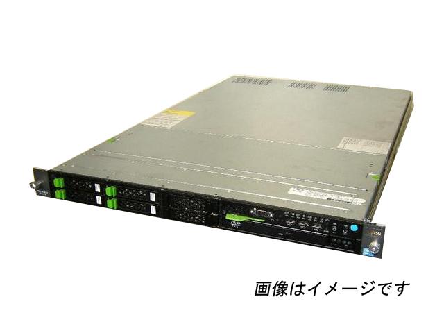 富士通 PRIMERGY RX200 S5 PGR2052AA【中古】Xeon E5502 1.86GHz×1/2GB/73GB×3