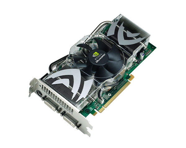 NVIDIA Quadro FX4500 PCI-Express 【中古】
