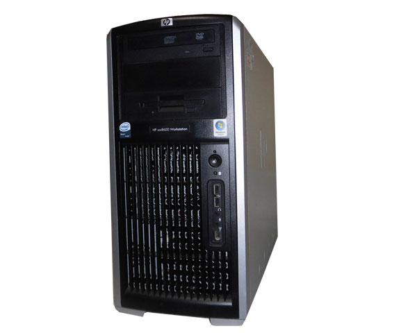 WindowsXP HP WorkStation XW8600 マーケット RV726AV Xeon 500GB SEAL限定商品 Quadro 3.16Ghz 4GB FX3700 X5460