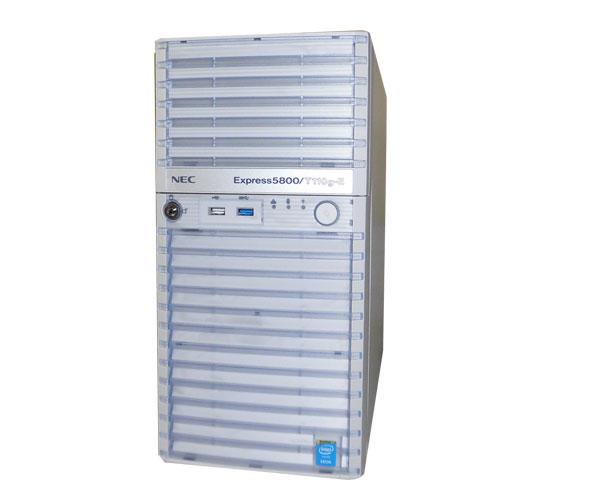 中古 NEC Express5800 全店販売中 T110g-E N8100-2188Y 激安超特価 Xeon v3 3.6GHz HDDなし DVD-ROM 16GB E3-1271