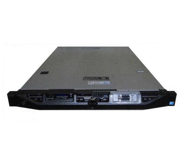 中古 メーカー直売 DELL PowerEdge R410 Xeon E5620 倉 2.4GHz AC 8GB SAS 146GB×2 3.5インチ 2