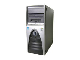 OSなし HP WorkStation XW6000 279506-B21【中古】Xeon 3.06GHz/3GB/HDDレス