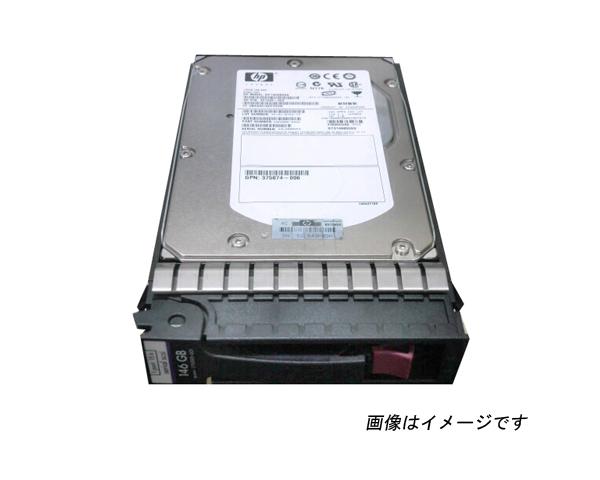HP 392254-003(DF146A9845) 146GB SAS 15K 3.5インチ 中古ハードディスク