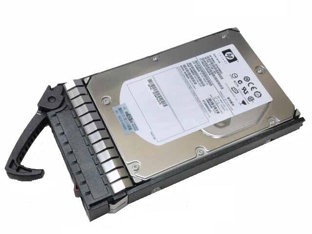 HP 480528-001(DF0300BAERF)300GB 15K SAS 3.5インチ 【中古】