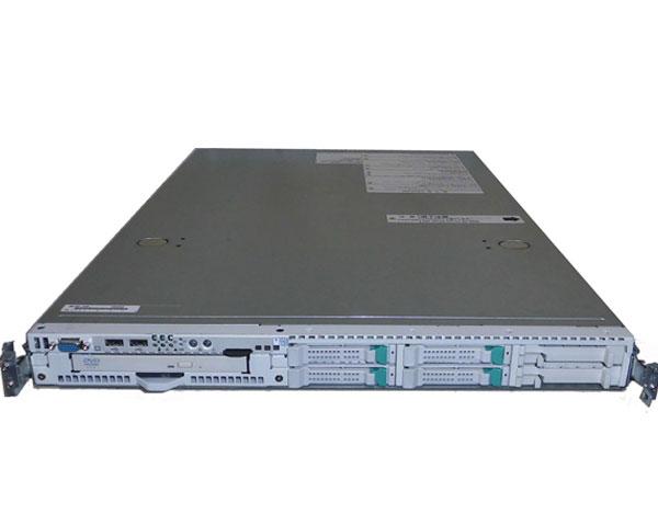 中古 NEC Express5800/R110c-1 (N8100-1695) Xeon-X3430 2.4GHz 4GB HDDなし DVD-ROM AC*2