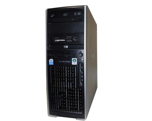 WindowsXP Pro 32bit 中古ワークステーション HP WorkStation XW4600 RV724AV PDC-E2180 2.0GHz 2GB 250GB Quadro FX370