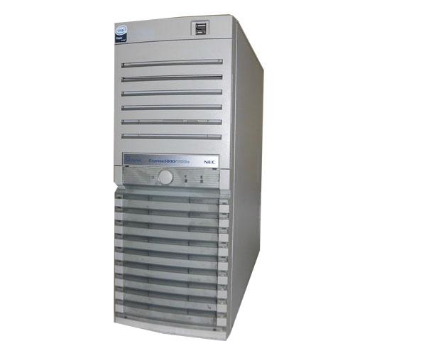 中古 NEC Express5800/110Ge (N8100-1449Y) Xeon 3065 2.33GHz 1.5GB 73GB×2 SAS