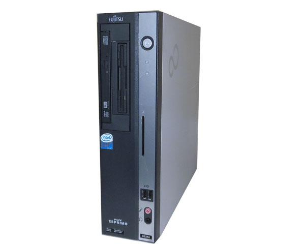 WindowsXP 富士通 FMV-D5250 (FMVD92D011) Core2Duo-E4500 2.2Ghz 1GB 80GB DVDマルチ 中古パソコン