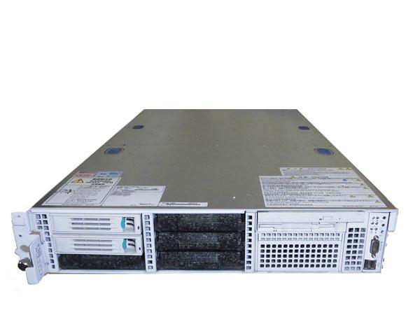 中古 難あり NEC Express5800/120Rh-2(N8100-1208) Xeon-3.2GHz×2 3GB HDDなし AC*2