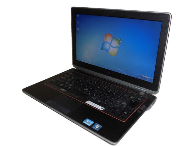 Windows7 DELL Latitude E6320 Core i5-2520M 2.5GHz 4GB 320GB DVDマルチ 無線LAN 13.3インチ WPS Office付き 中古ノートパソコン ビジネスPC