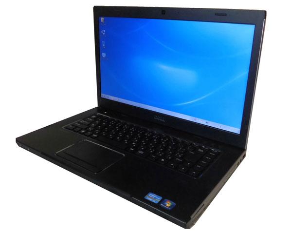 Windows7 DELL Vostro 3550 Core i5-2410M 2.3GHz 2GB 320GB DVDマルチ 無線LAN 15.6インチ Webカメラ 中古ノートパソコン