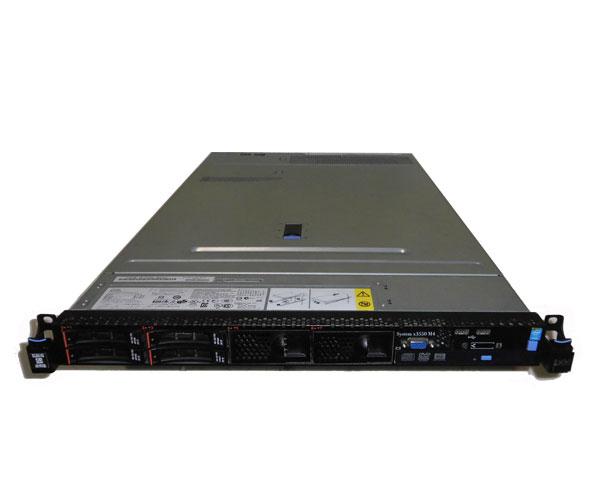 中古 IBM System X3550 M4 7914-B3J Xeon E5-2609 V2 2.5GHz 8GB 300GB×1 (SAS 2.5インチ) DVDコンボ AC*2
