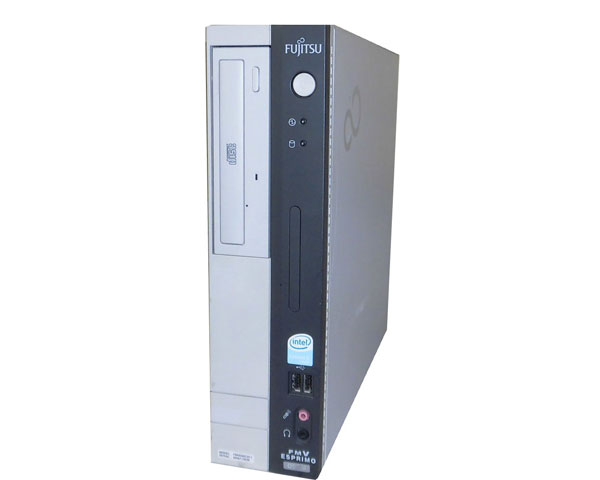WindowsXP 富士通 FMV-D5220 (FMVD62C011) CeleronD-2.8GHz 1.2GB 80GB CD-ROM 中古パソコン