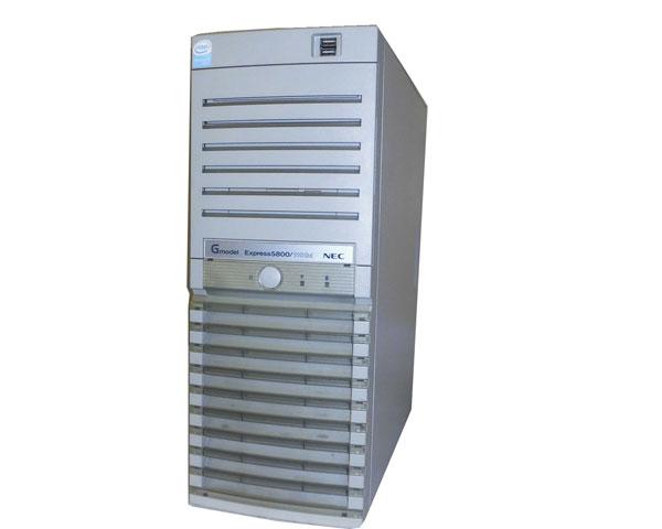 中古 外観難あり NEC Express5800/110Gd (N8100-1280Y) Pentium4-3.4GHz 2GB 160GB×2 SATA