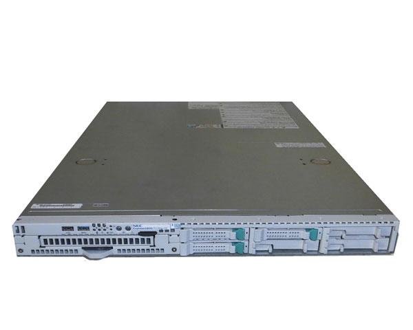 中古 NEC Express5800/R110g-1E(N8100-2175Y) Xeon E3-1220 V3 3.1GHz 8GB HDDなし AC*2(冗長電源)
