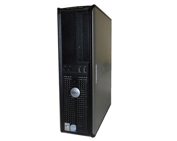 WindowsXP DELL OPTIPLEX 330 DT Core2Duo E4500 2.2GHz 2GB 80GB DVD-ROM 中古パソコン デスクトップ