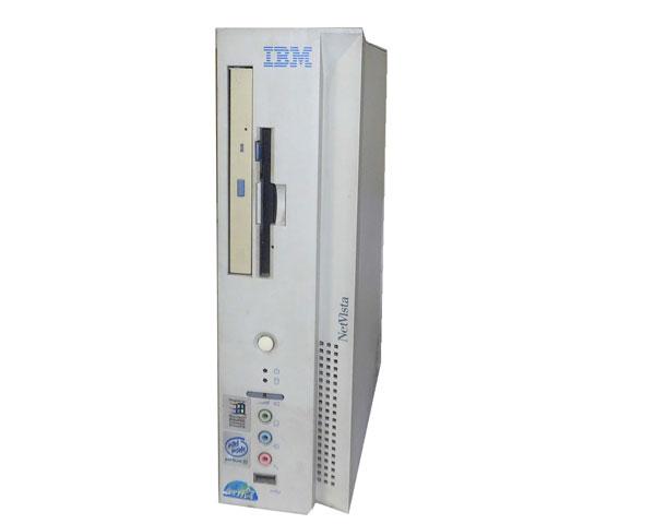 OSなし 中古パソコン IBM NetVista A40 6881-60J Pentium3-733MHz 320MB HDDなし