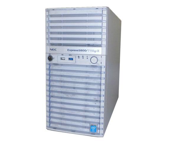 中古 NEC Express5800/T110g-E (N8100-2186Y) Xeon E3-1220 V3 3.1GHz 4GB HDDなし DVD-ROM