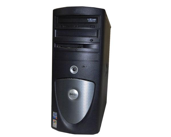 OSなし DELL PRECISION 340 Pentium4-2.53GHz 1GB 160GB 中古ワークステーション
