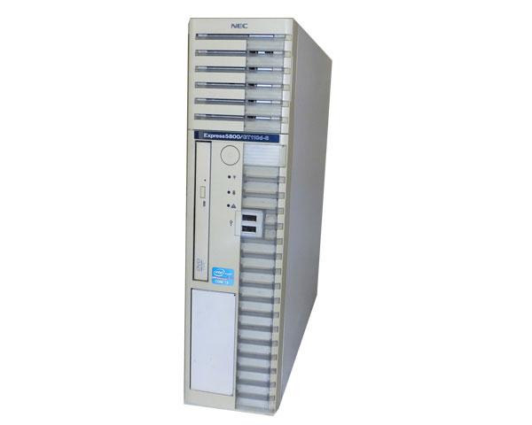 中古 NEC Express5800 GT110d-S N8100-1853Y Core 新作 直輸入品激安 4GB DVD-ROM i3-2120 160GB×2 3.3GHz SATA