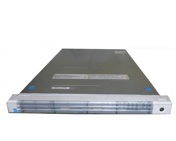 中古 有名な NEC Express5800 R110e-1M N8100-2106Y Xeon 実物 V2 8GB 1.8GHz E5-2403 HDDなし